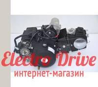 Двигатель бензиновый для питбайка 125сс арт. 1110