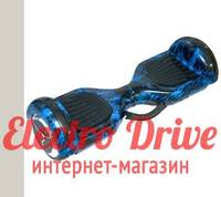 "Гироскутер Smart Balance Wheel 6,5 дюймов ""Синее пламя"" арт. 1151"