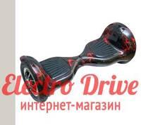 """Гироскутер Smart Balance Wheel 10 дюймов """"Красная молния"""" арт. 1153"""