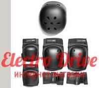 Защитный шлем, наколеннки, налокотники, защита для рук арт. 1118