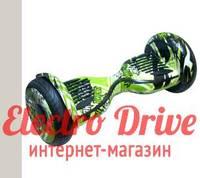 "Гироскутер Smart Balance Wheel New 10,5 дюймов ""Зеленый граффити"" арт. 1194"