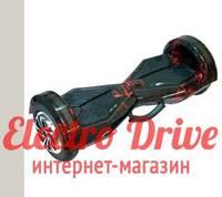 """Гироскутер Smart Balance Transformer 8 дюймов """"Красная молния"""" арт. 1201"""