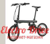 Электровелосипед Складной Xiaomi MiJia QiCycle Black арт. 1396