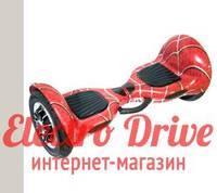 """Гироскутер Smart Balance Wheel 10 дюймов """"Человек-паук"""" арт. 1384"""