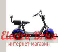 Электробайк Citycoco Scooter с06 арт. 1441