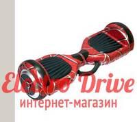 """Гироскутер Smart Balance Wheel 6,5 дюймов """"Человек-Паук"""" арт. 1213"""