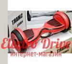 """Гироскутер Smart Balance Wheel New 10,5 дюймов """"Красный карбон"""" арт. 1217"""