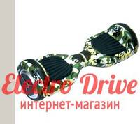 "Гироскутер Smart Balance Wheel 6,5 дюймов ""Хаки"" арт. 1222"