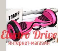 """Гироскутер Smart Balance Wheel New 10,5 дюймов """"Розовый матовый"""" арт. 1226"""