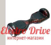 """Гироскутер Smart Balance Wheel 6,5 дюймов """"Красная молния"""" арт. 1229"""