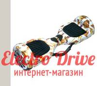 "Гироскутер Smart Balance Wheel 6,5 дюймов ""Мультик"" арт. 1251"