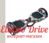 "Гироскутер Smart Balance Wheel 6,5 дюймов ""Клоун"" арт. 1257"