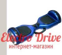 "Гироскутер Smart Balance Wheel 6,5 дюймов ""Синий глянец"" арт. 1261"