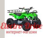 """Детский бензиновый квадроцикл ATV 50cc """"Зеленый"""" арт. 1346"""