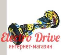 "Гироскутер Smart Balance Wheel New 10,5 дюймов ""Хип-Хоп"" арт. 1272"