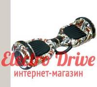 "Гироскутер Smart Balance Wheel 6,5 дюймов ""Тату"" арт. 1276"