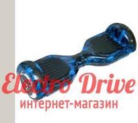 "Гироскутер Smart Balance Wheel 6,5 дюймов ""Синее пламя"" арт. 1283"