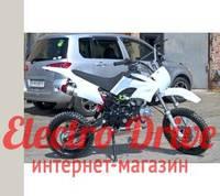 """Питбайк Orion 125 см3 """"Белый"""" арт. 1360"""