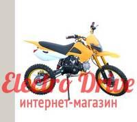 """Питбайк Orion 125cc """"Желтый"""" арт. 1361"""