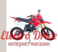 """Питбайк Orion 125cc """"Красный"""" арт. 1362"""