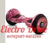 """Гироскутер iBalance iB105A082 10,5 дюймов цвет """"Розовый космос"""" арт. 1308"""